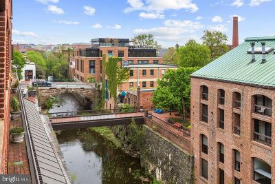 Georgetown Condo For Sale: 1080 Wisconsin Avenue NW #2010