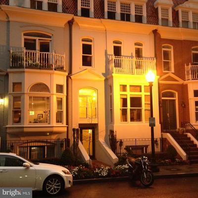 Washington Condo For Sale: 1830 Jefferson Place NW #14