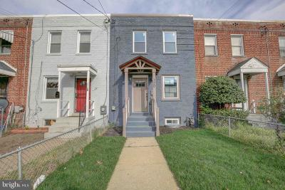 Washington Townhouse For Sale: 120 35th Street NE