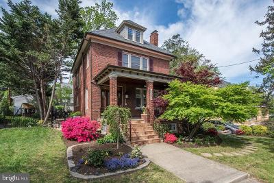Shepherd Park Single Family Home For Sale: 1303 Floral Street NW