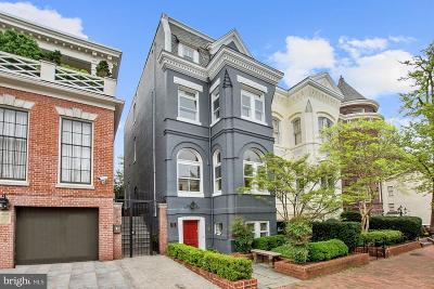 Georgetown Single Family Home For Sale: 3252 N Street NW