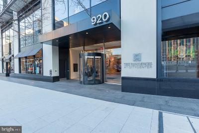 Washington Condo For Sale: 920 I Street NW #403