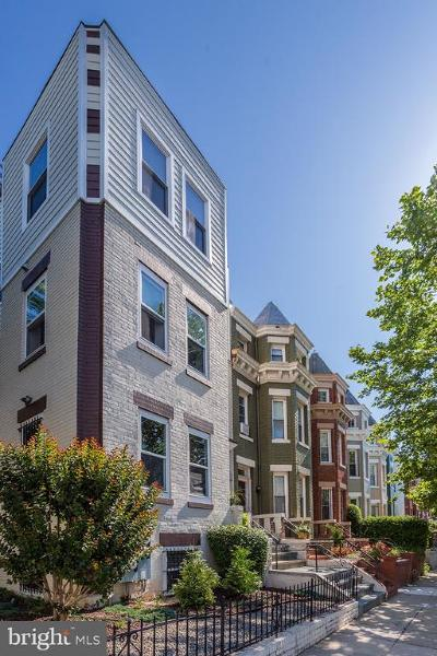 Bloomingdale Condo For Sale: 161 Randolph Place NW #1