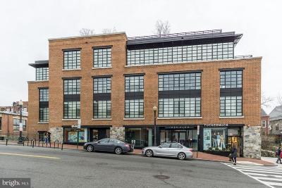 Washington Condo For Sale: 1055 Wisconsin Avenue NW #2W