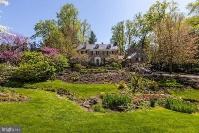 Spring Valley Single Family Home For Sale: 4880 Glenbrook Road NW