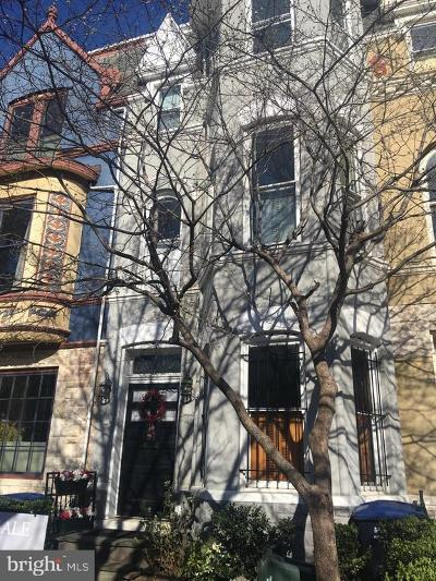 Capitol Hill Townhouse For Sale: 217 9th Street NE