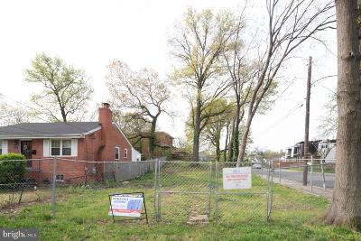 Washington Residential Lots & Land For Auction: 5033 Meade Street NE