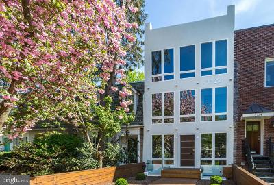 Washington County Townhouse For Sale: 3722 R Street NW