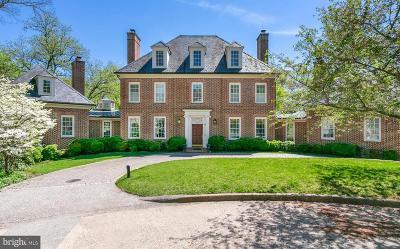 Washington Single Family Home For Sale: 5295 Partridge Lane NW