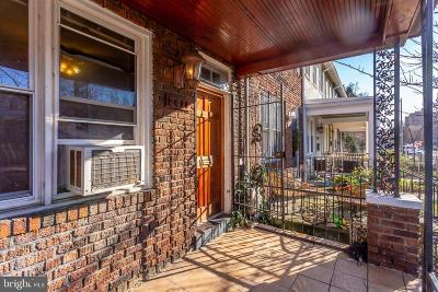 Brookland Townhouse For Sale: 2411 3rd Street NE