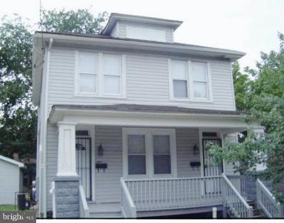 Deanwood Single Family Home For Sale: 4427 Hunt Pl NE