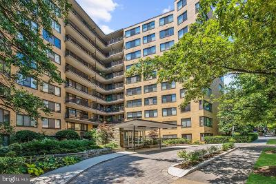 Washington Condo For Sale: 4740 Connecticut Avenue NW #714