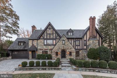 Washington Single Family Home For Sale: 4 Thompson Circle NW