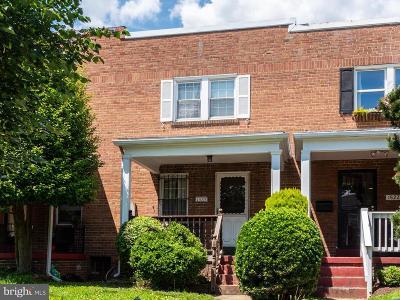 Washington Townhouse For Sale: 1820 H Street NE
