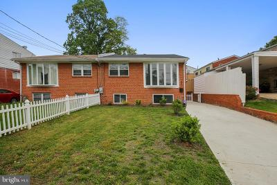 Single Family Home Under Contract: 1442 41st Street SE