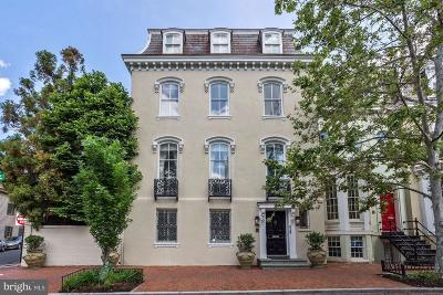 Townhouse For Sale: 3147 P Street NW