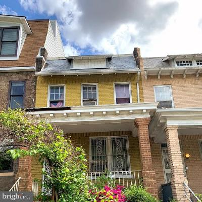 Townhouse For Sale: 35 T Street NE
