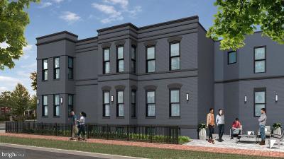 Washington Single Family Home For Sale: 1101 Florida Avenue NE