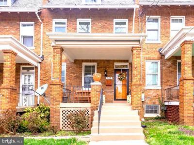 Petworth Rental For Rent: 337 Webster Street NW