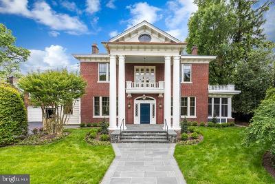 Washington Single Family Home For Sale: 3212 Garfield Street NW