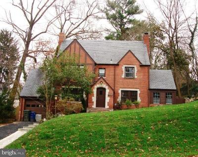 Colonial Village Rental For Rent: 7523 17th Street NW