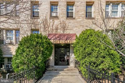Washington Condo For Sale: 1441 Euclid Street NW #B1