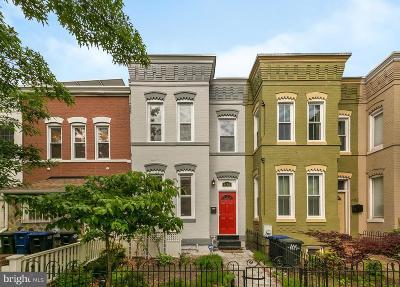 Washington Townhouse For Sale: 630 15th Street NE