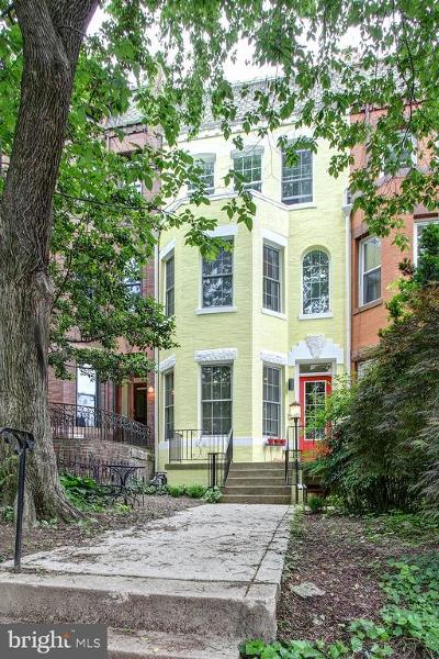 Washington Condo For Sale: 1930 Biltmore Street NW #100