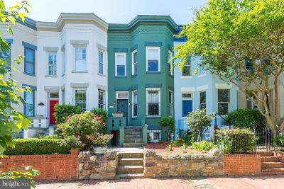 Capitol Hill Townhouse For Sale: 1223 Constitution Avenue NE