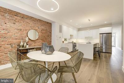 Columbia Heights Townhouse For Sale: 3812 13th Street NW #1