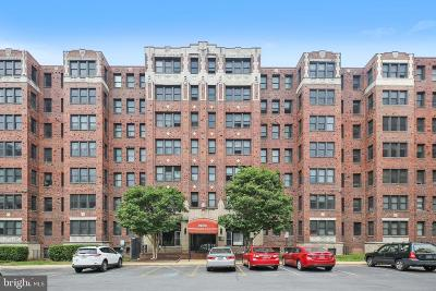 Columbia Heights Condo For Sale: 3902 14th Street NW #716