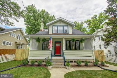 Washington Single Family Home For Sale: 1920 Lawrence Street NE