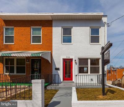 Washington DC Single Family Home For Sale: $569,000