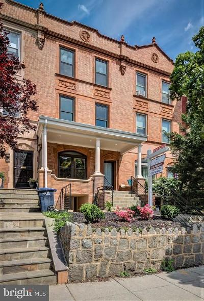 Columbia Heights Townhouse For Sale: 3223 13th Street NW
