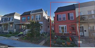 Washington Single Family Home Under Contract: 764 Gresham Place NW