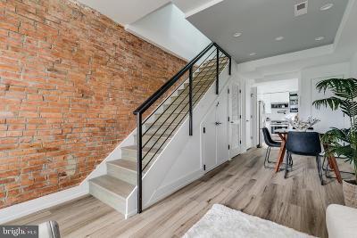 Washington DC Townhouse For Sale: $749,000