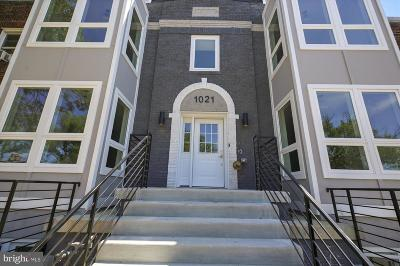 Washington Condo For Sale: 1021 17th Street NE #4