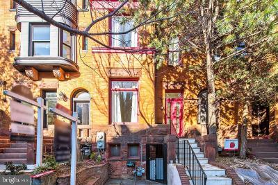 Washington Rental For Rent: 1821 Kalorama Road NW #B