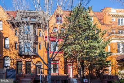 Washington Rental For Rent: 1821 Kalorama Road NW
