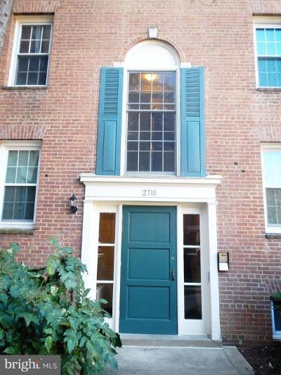 Washington Rental For Rent: 2718 Ordway Street NW #6