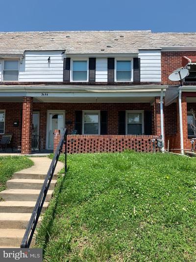 Rental For Rent: 3444 Dix Street NE