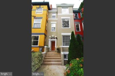 Rental For Rent: 1325 Harvard Street NW #B