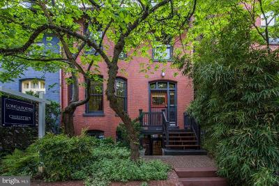 Kalorama Single Family Home For Sale: 2506 Cliffbourne Place NW