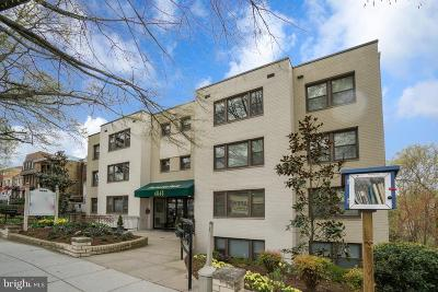 Washington Condo For Sale: 4840 Macarthur Boulevard NW #205