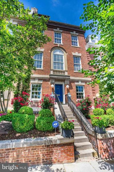 Washington Townhouse For Sale: 2121 S Street NW