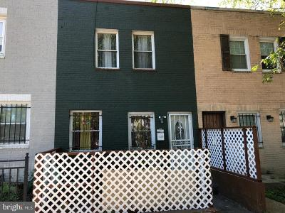 Townhouse For Sale: 1235 16th Street NE