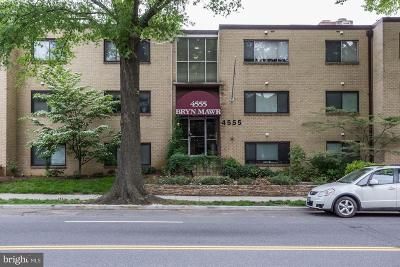 Condo For Sale: 4555 Macarthur Boulevard NW #102