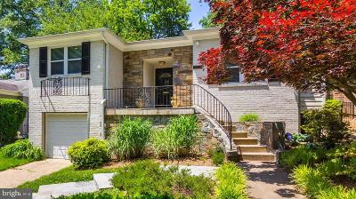 Washington Single Family Home For Sale: 3018 Arizona Avenue NW