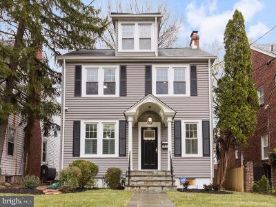 Washington County, Prince Georges County, Montgomery County Rental For Rent: 5417 Nevada Avenue NW