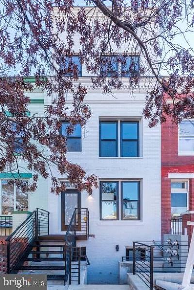 Capitol Hill Condo Under Contract: 711 15th Street NE #2